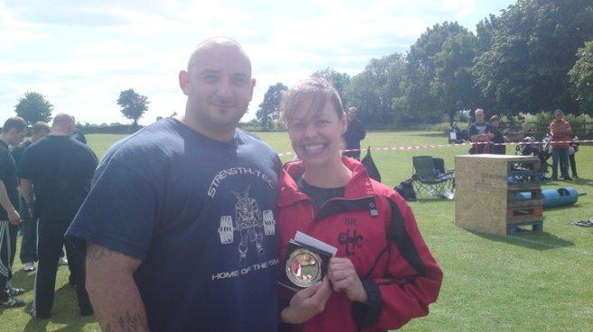 strength weightlifting coach personal trainer birmingham strongman